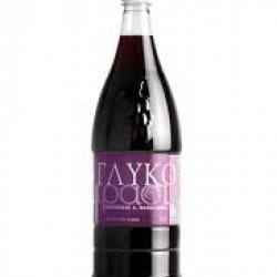 Μανωλάκης οίνος ημίγλυκος 1,5 λίτρο