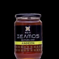 Μέλι Χελμός Ανθέων 950gr