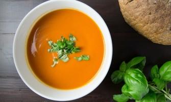 Απολαυστική χορτόσουπα βελουτέ